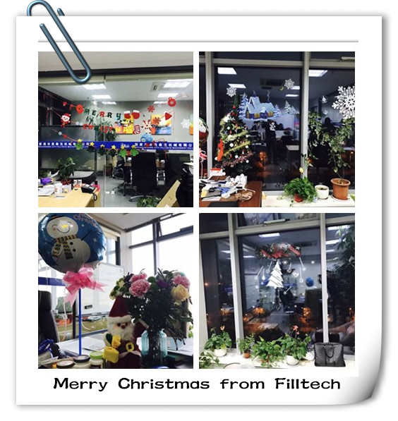 Merry Christmas from Filltech