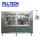 Automatic Water Filling Machine for PET Bottles