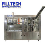 3 in 1 Can Filling And Sealing Machine Supplier