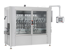 Hand sanitizer/disinfectant filling machine